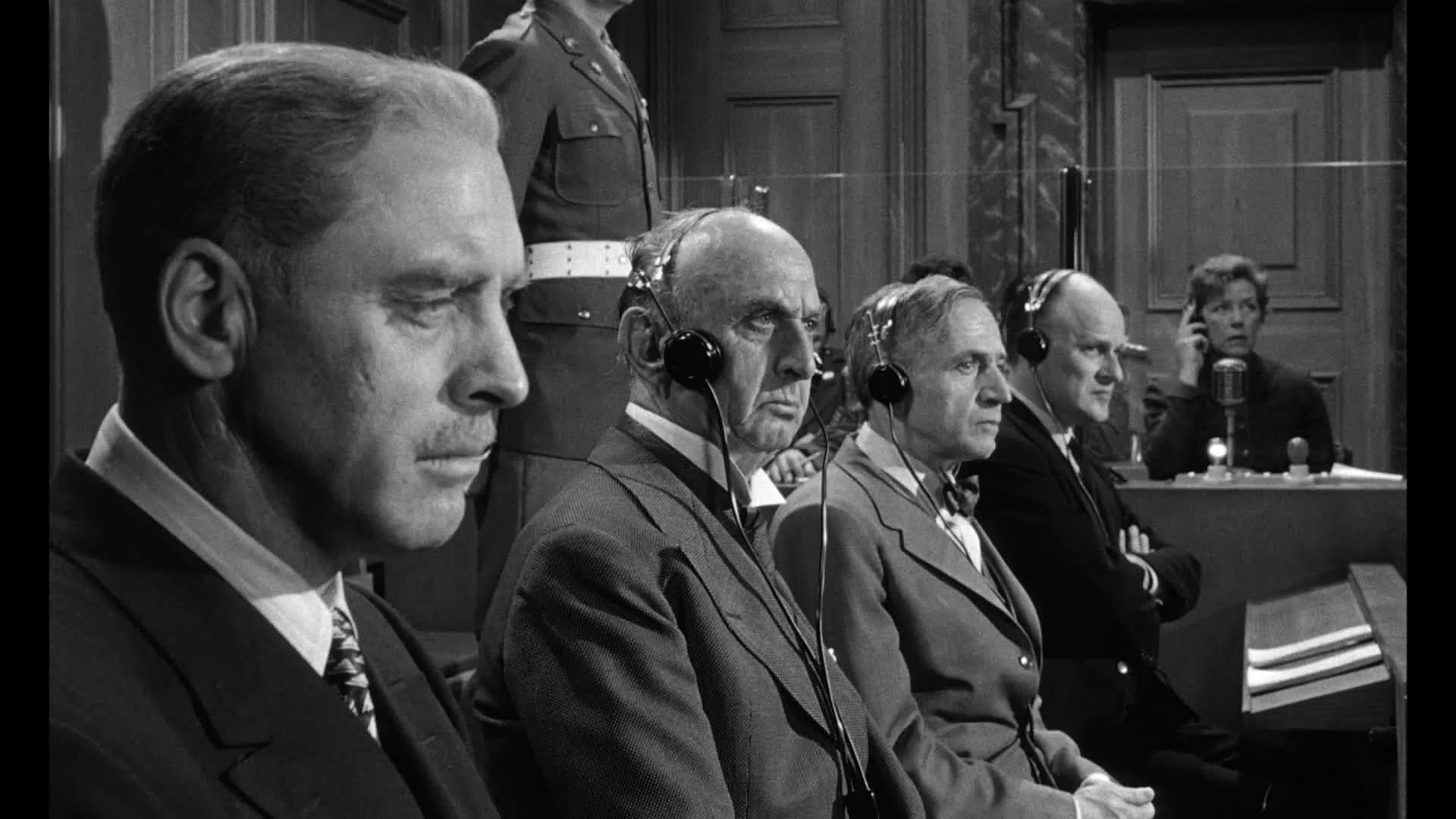 Как судили нацистов в кино