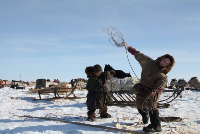 Дроны, планшеты, экспедиции. Как ученые исследуют Арктику