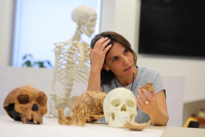 Древние люди из Израиля могли быть предками неандертальцев