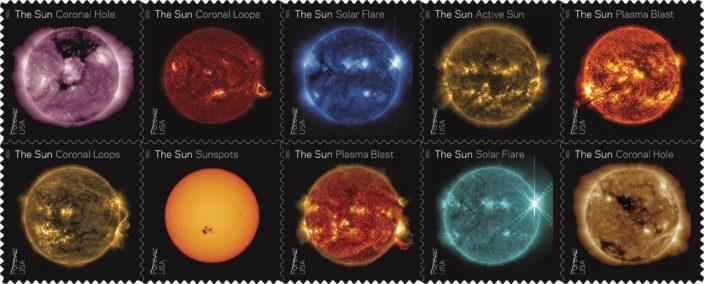 Солнечные марки